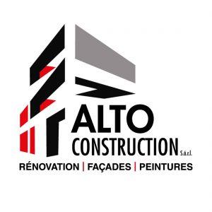 Alto Construction logo